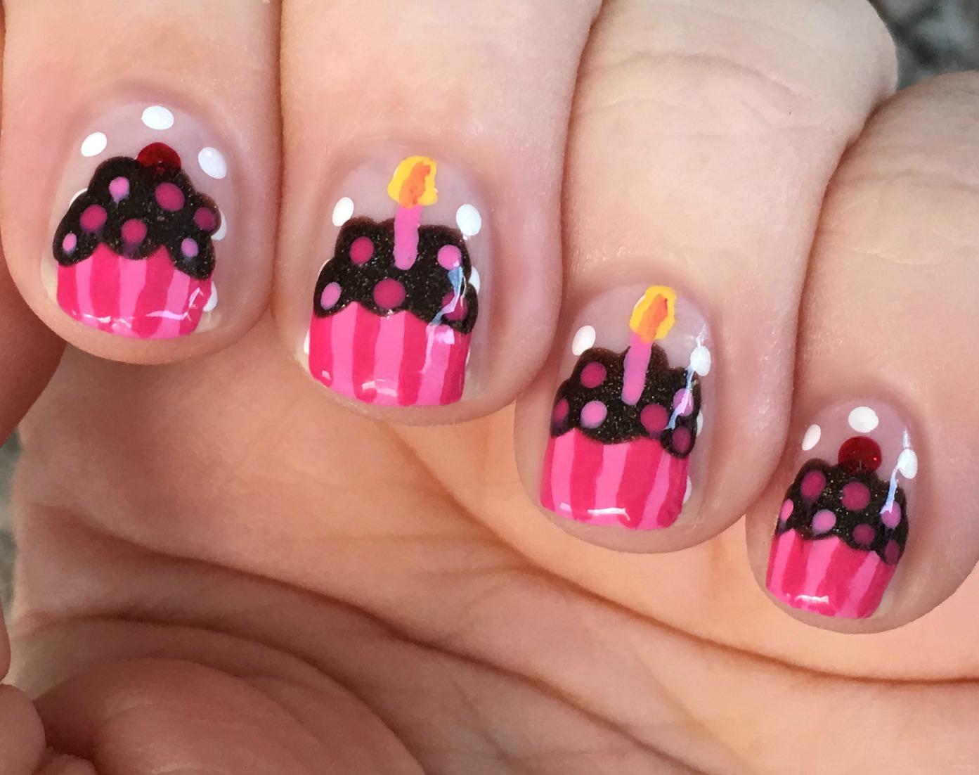 Blogiversary Cupcakes 2