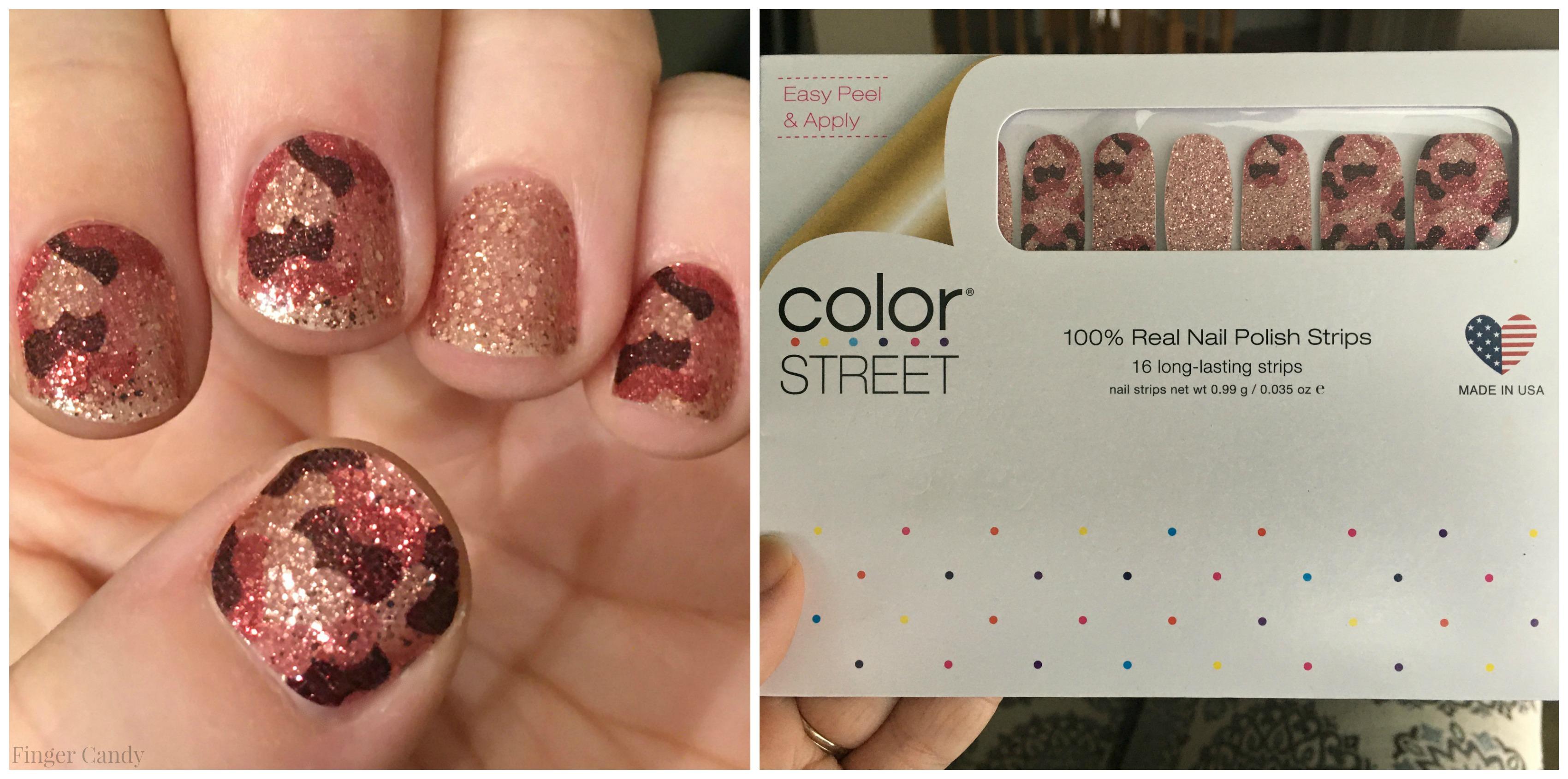 Nail Strips Collage 2