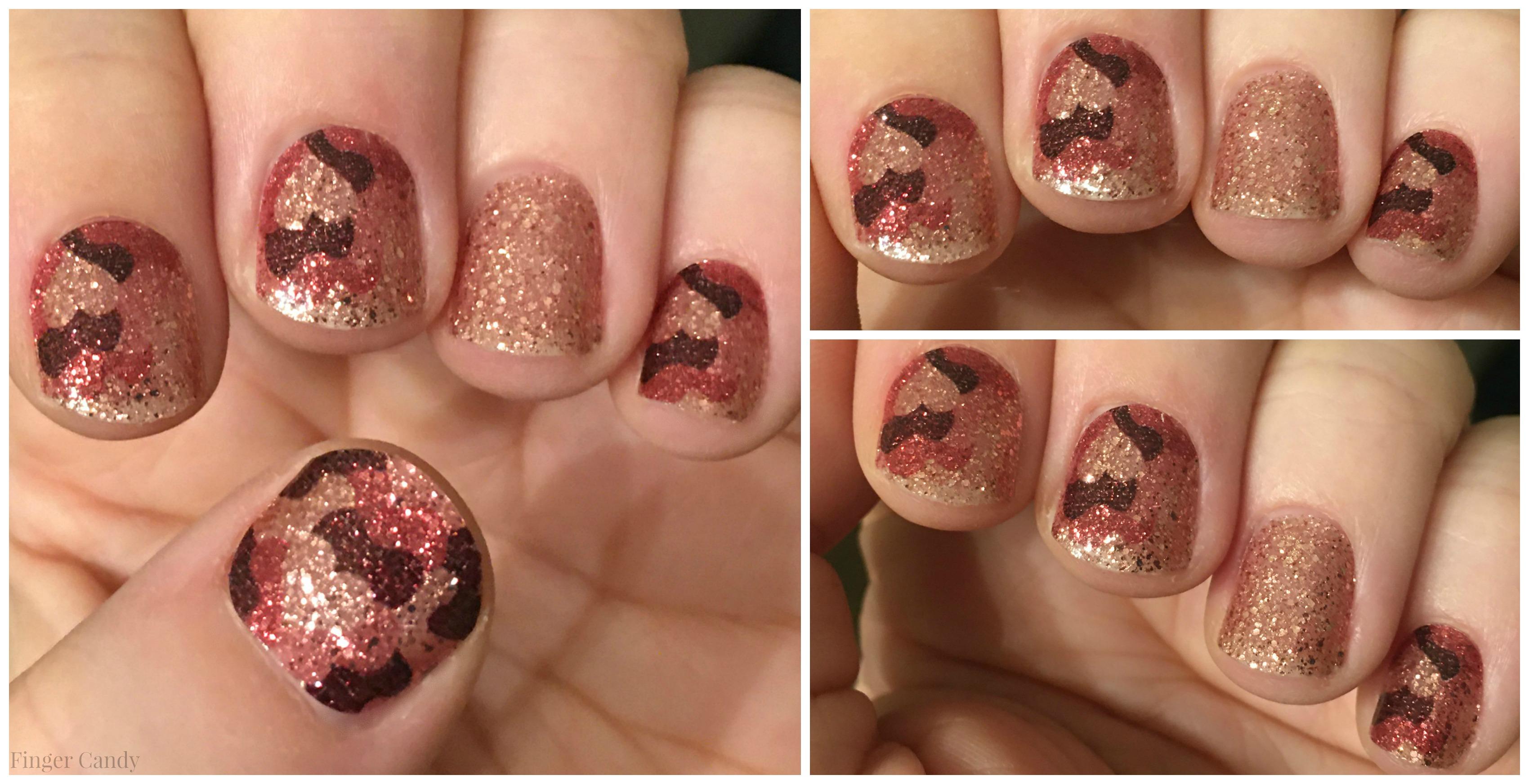 Nail Strips Collage 3