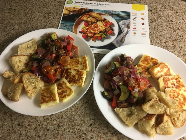2 Halloumi and Ratatouille 1