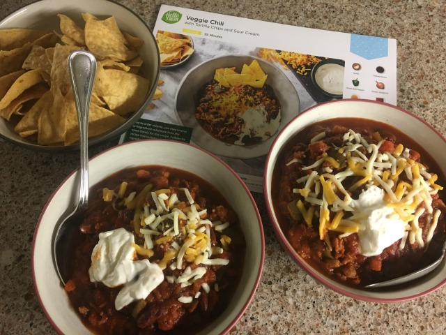 4 Veggie Chili 1
