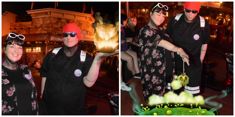Halloween PhotoPass Collage