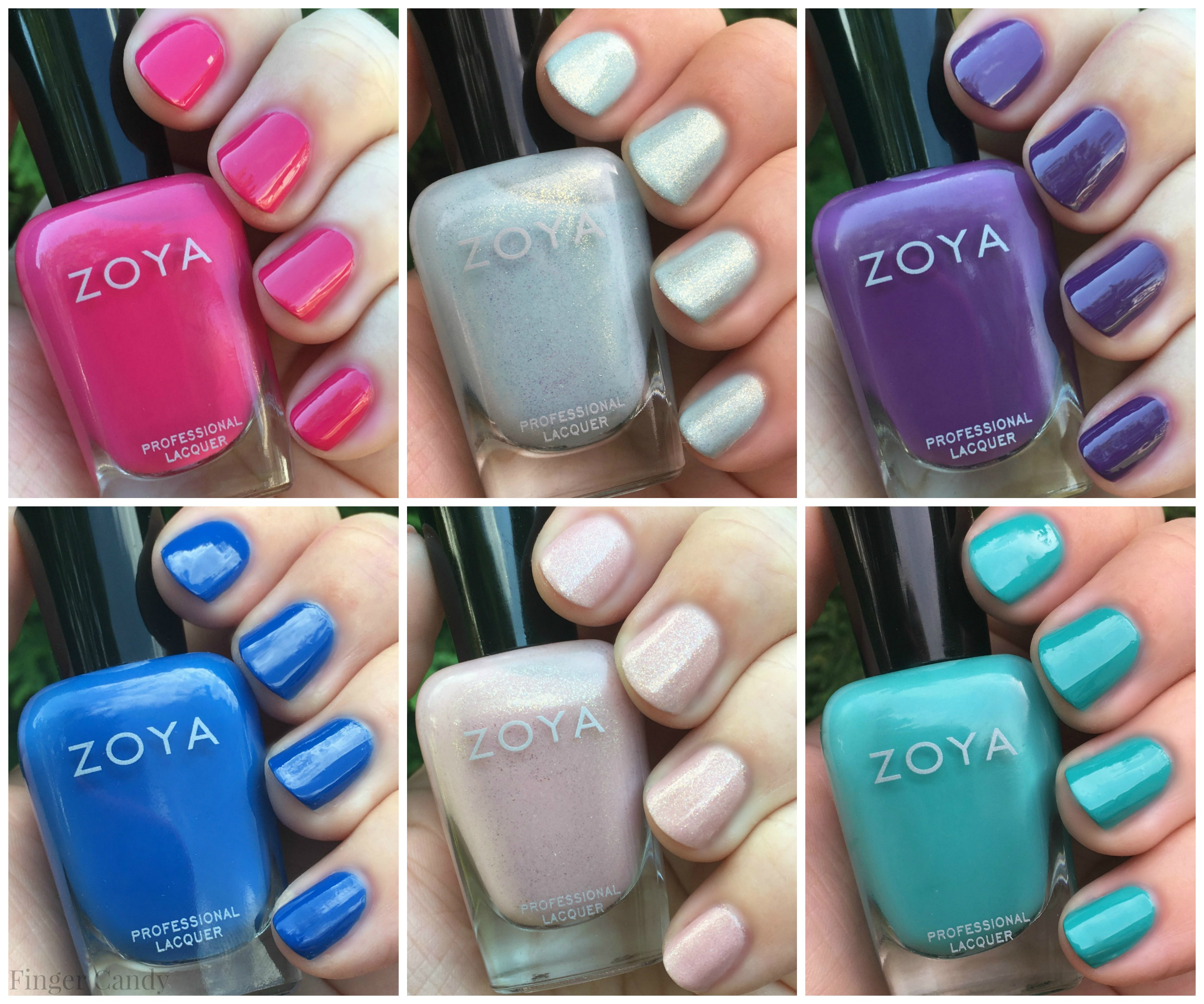 Zoya Collage 1